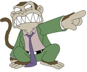 mono-malvado