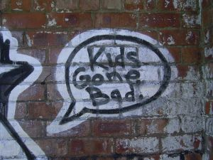 Image: 'Kids Gone Bad' Found on flickrcc.net