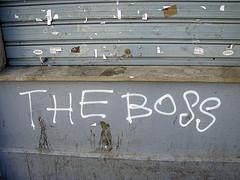 Image: 'El jefe'. Found on flickrcc.net