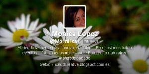 Monica Lopez  @Mo1ni1ca1  en Twitter