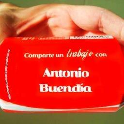 comparte un trabajo con Antonio Buendía