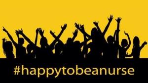 El poder de lo colectivo #happytobeanurse