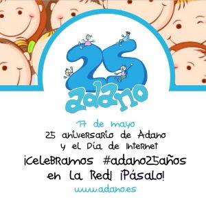 Perdonen las disculpas #adano25años