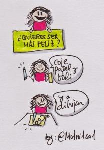 La felicidad es... by @mo1ni1ca1