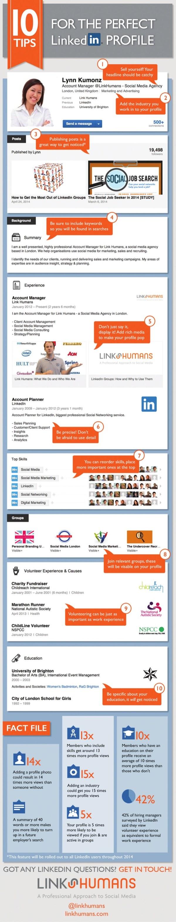 infografia-consejos-linkedin-perfil