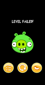 fail level