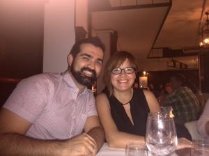Iñaki González y Rut Roncal, autores de SobreviviRRHHé! y La Verdad Absoluta No Existe.
