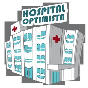 Juntos podemos cambiar nuestro mundo #HospitalOptimista