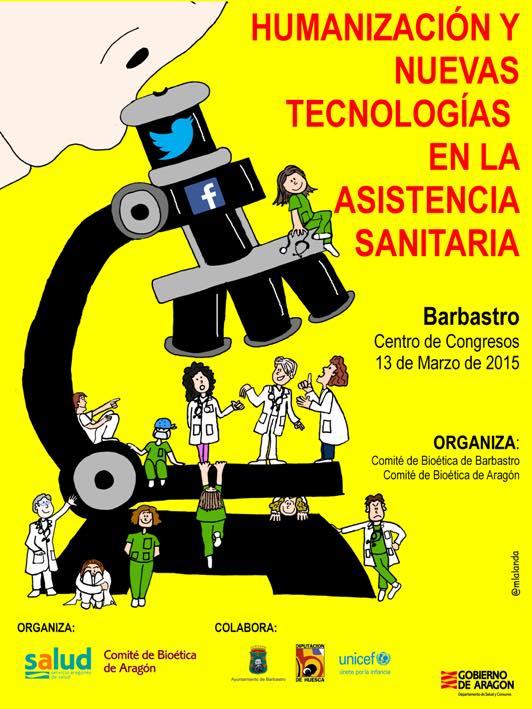 Humanización y nuevas tecnologías en la asistencia sanitaria