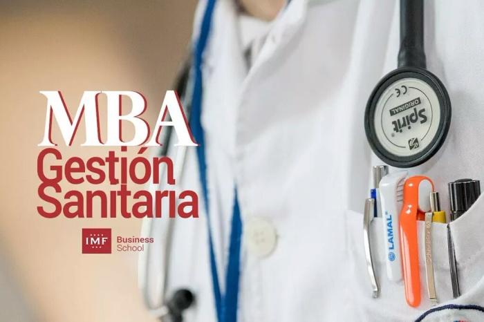 10 razones para estudiar Gestión Sanitaria#mbaIMF