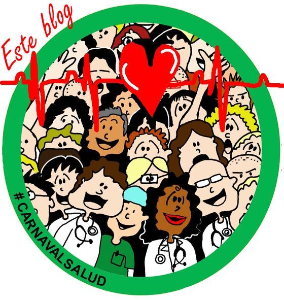 Del 5 al 16 de octubre #CarnavalSalud por y para lospacientes.