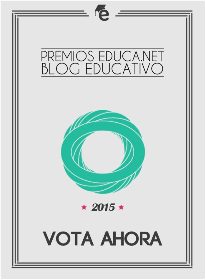 Volvemos a participar en #PremiosEduca 2015, categoría#RRHH