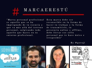 #MarcaEresTú