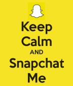 Snapchat y búsqueda de empleo, WTF!