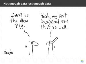 Big Data y Sábado Sabadete