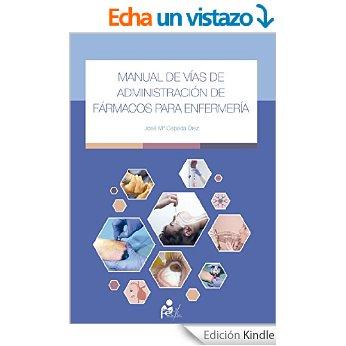 Manual de administración de fármacos para Enfermería