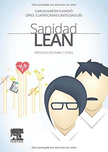 Sanidad Lean, libro con la colaboración de@Osenseis