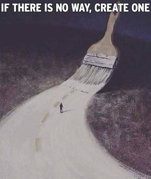 Si no hay camino