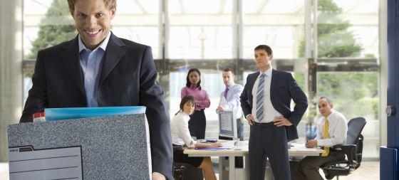 ¿Vas a cambiar de trabajo? ¿Lo digo o no lodigo?