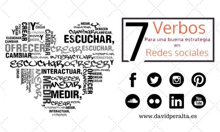 Los 7 verbos del SocialMedia