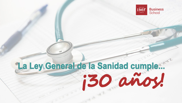 Ley General de Sanidad 30 años