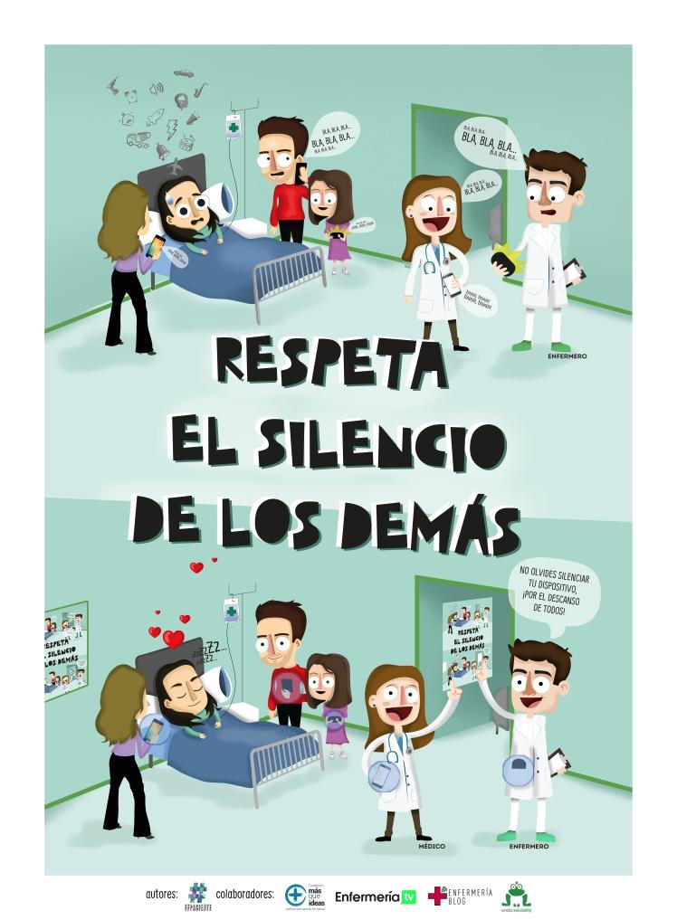 RESPETA EL SILENCIO