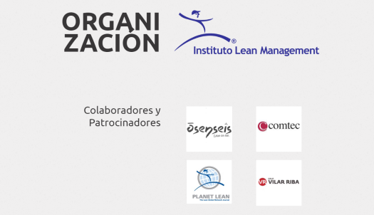 Organizadores LeanBCN16