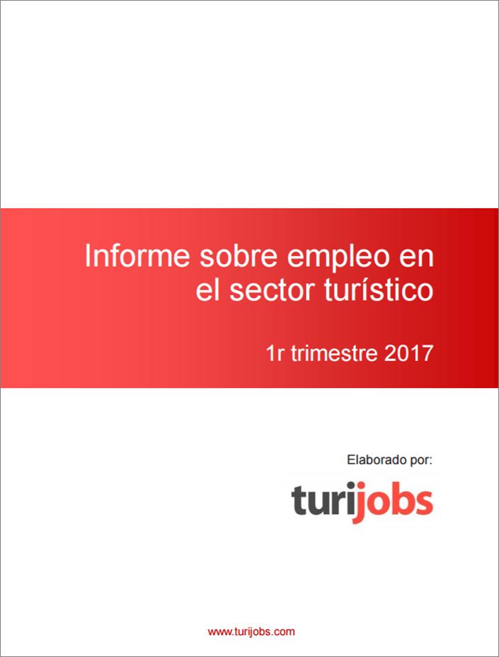 informe empleo turismo 1er trim 2017