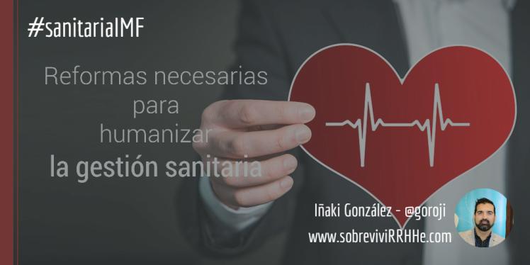 humanización gestión sanitaria