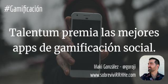 Apps gamificación social