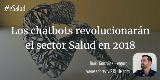 chatbots en Salud