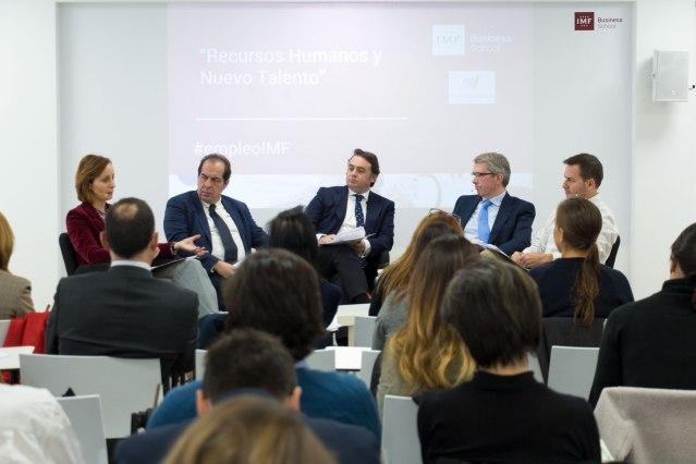Mesa redonda IMF Business School_'El talento necesario para atraer talento'