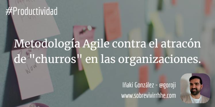 metodologia agile organizaciones sanitarias