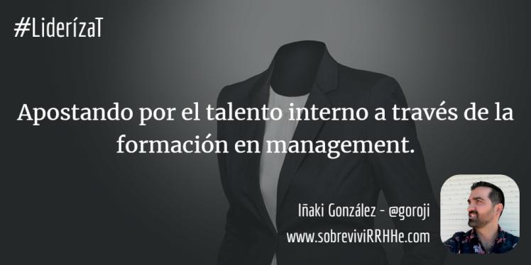 talento interno formación management