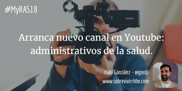 canal youtube administrativos salud