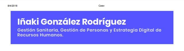 cabecera Ceev Iñaki González
