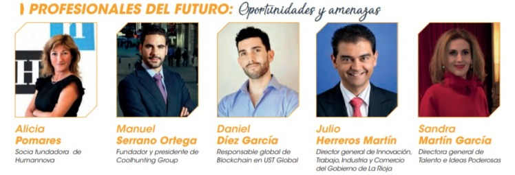 Profesionales del futuro foroinnovacion18